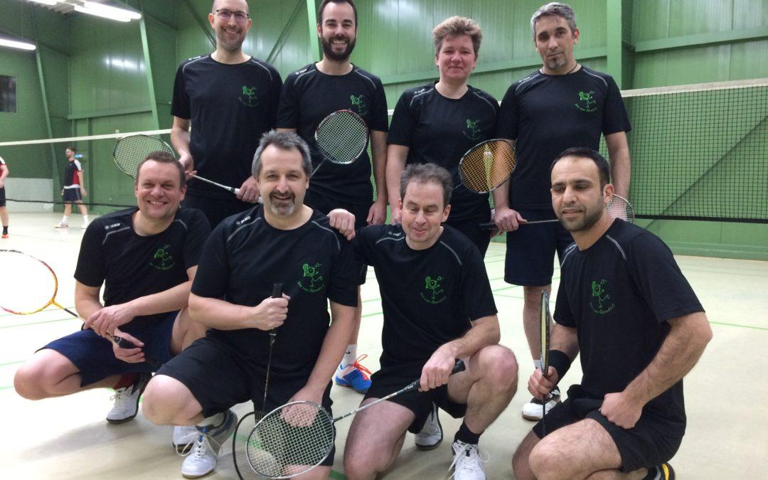 Badminton Team Öjendorf sucht Mitspieler!